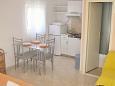 Dining room - Studio flat AS-5954-a - Apartments Zakučac (Omiš) - 5954
