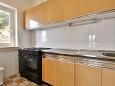 Mimice, Kitchen u smještaju tipa apartment, WIFI.