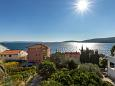 Balcony - view - Apartment A-5964-a - Apartments Seget Vranjica (Trogir) - 5964