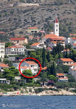 Property Seget Vranjica (Trogir) - Accommodation 5964 - Apartments near sea.