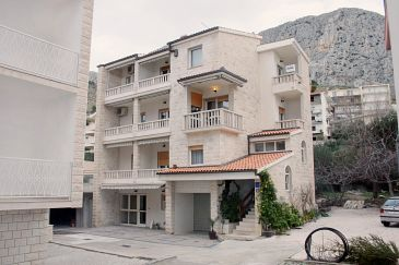 Property Duće (Omiš) - Accommodation 5973 - Apartments near sea with sandy beach.