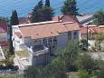 Property Pisak (Omiš) - Accommodation 5975 - Apartments with pebble beach.