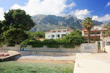 Obiekt Orebić (Pelješac) - Zakwaterowanie 5991 - Apartamenty blisko morza ze żwirową plażą.