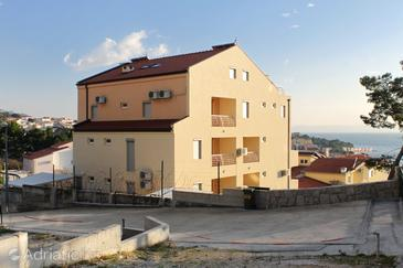 Property Baška Voda (Makarska) - Accommodation 6001 - Apartments with pebble beach.