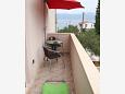 Balcony - Studio flat AS-6018-a - Apartments Slatine (Čiovo) - 6018