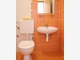Bathroom - Studio flat AS-6018-c - Apartments Slatine (Čiovo) - 6018
