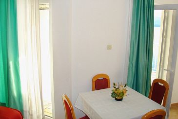 Studio flat AS-6025-b - Apartments Komarna (Ušće Neretve) - 6025