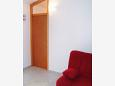 Dining room - Studio flat AS-6025-e - Apartments Komarna (Ušće Neretve) - 6025