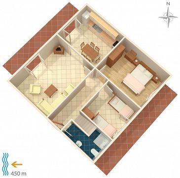 Apartament A-6044-b - Apartamenty Podstrana (Split) - 6044