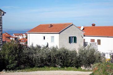 Property Postira (Brač) - Accommodation 6048 - Apartments near sea with pebble beach.