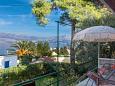 Terrace - view - House K-6052 - Vacation Rentals Postira (Brač) - 6052