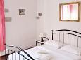 Bedroom 1 - House K-6054 - Vacation Rentals Postira (Brač) - 6054
