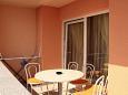 Terrace - Apartment A-6058-d - Apartments and Rooms Tučepi (Makarska) - 6058