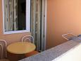 Balcony - Room S-6058-a - Apartments and Rooms Tučepi (Makarska) - 6058