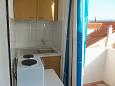 Terrace - Studio flat AS-6070-a - Apartments Nemira (Omiš) - 6070