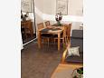 Dining room - Apartment A-6086-b - Apartments Podgora (Makarska) - 6086