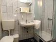 Bathroom - Apartment A-6086-b - Apartments Podgora (Makarska) - 6086