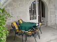 Terrace - Apartment A-6086-b - Apartments Podgora (Makarska) - 6086