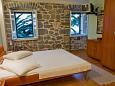Bedroom - Studio flat AS-6086-a - Apartments Podgora (Makarska) - 6086