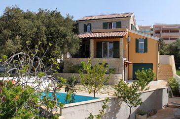 Property Rogoznica (Rogoznica) - Accommodation 6090 - Vacation Rentals near sea with pebble beach.