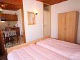 Bedroom 4 - Apartment A-6098-a - Apartments Brodarica (Šibenik) - 6098
