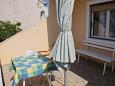 Terrace 3 - Apartment A-6098-a - Apartments Brodarica (Šibenik) - 6098