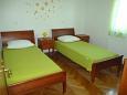 Bedroom 2 - Apartment A-6109-a - Apartments Petrčane (Zadar) - 6109
