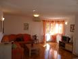 Living room - Apartment A-6109-b - Apartments Petrčane (Zadar) - 6109