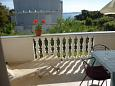 Terrace - Apartment A-6109-b - Apartments Petrčane (Zadar) - 6109