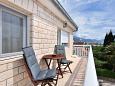 Balcony - Apartment A-6118-a - Apartments Kaštel Štafilić (Kaštela) - 6118