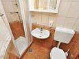 Bathroom - Apartment A-6118-a - Apartments Kaštel Štafilić (Kaštela) - 6118