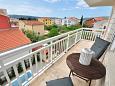 Balcony - Apartment A-6118-b - Apartments Kaštel Štafilić (Kaštela) - 6118
