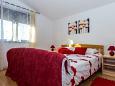 Zadar, Bedroom u smještaju tipa apartment, WIFI.