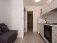 Kitchen - Apartment A-6150-b - Apartments Brodarica (Šibenik) - 6150