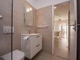 Bathroom - Apartment A-6150-b - Apartments Brodarica (Šibenik) - 6150