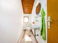 Toilet - Apartment A-6151-a - Apartments Nin (Zadar) - 6151