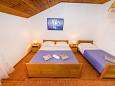 Nin, Bedroom 2 u smještaju tipa apartment, dopusteni kucni ljubimci i WIFI.