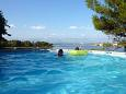 Courtyard Nin (Zadar) - Accommodation 6153 - Apartments near sea with sandy beach.
