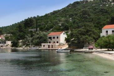 Property Prožurska Luka (Mljet) - Accommodation 616 - Apartments near sea.