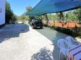 Parking lot Bibinje (Zadar) - Accommodation 6160 - Apartments with pebble beach.