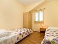Bedroom 2 - Apartment A-6162-c - Apartments Posedarje (Novigrad) - 6162