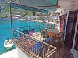 Terrace 1 - Apartment A-618-a - Apartments Prožurska Luka (Mljet) - 618