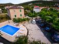 Parking lot Vinjerac (Zadar) - Accommodation 6187 - Apartments near sea with sandy beach.