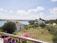 Terrace - view - Apartment A-6194-a - Apartments Posedarje (Novigrad) - 6194