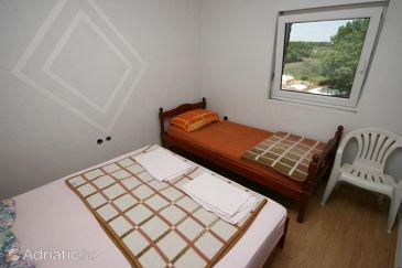 Biograd na Moru, Bedroom u smještaju tipa room, dostupna klima, dopusteni kucni ljubimci i WIFI.