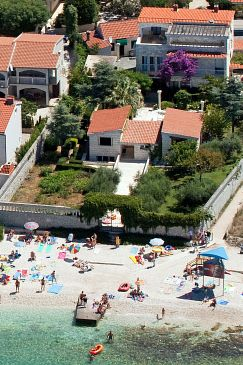 Property Rogoznica (Rogoznica) - Accommodation 6226 - Vacation Rentals near sea with pebble beach.