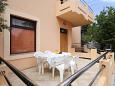 Terrace - Studio flat AS-6229-a - Apartments Sukošan (Zadar) - 6229
