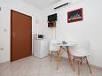 Dining room - Studio flat AS-6229-c - Apartments Sukošan (Zadar) - 6229