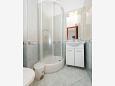 Bathroom - Studio flat AS-6229-c - Apartments Sukošan (Zadar) - 6229