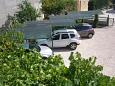 Parking lot Srima - Vodice (Vodice) - Accommodation 6231 - Apartments with pebble beach.